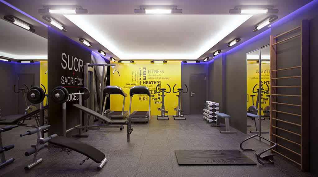 Fitness Interno - Residencial José Roberto II