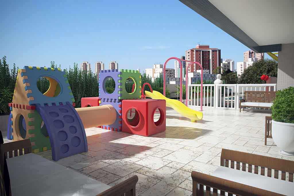 Playground - Residencial José Roberto II