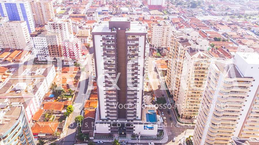 Vista Aérea Fachada - Residencial José Roberto II